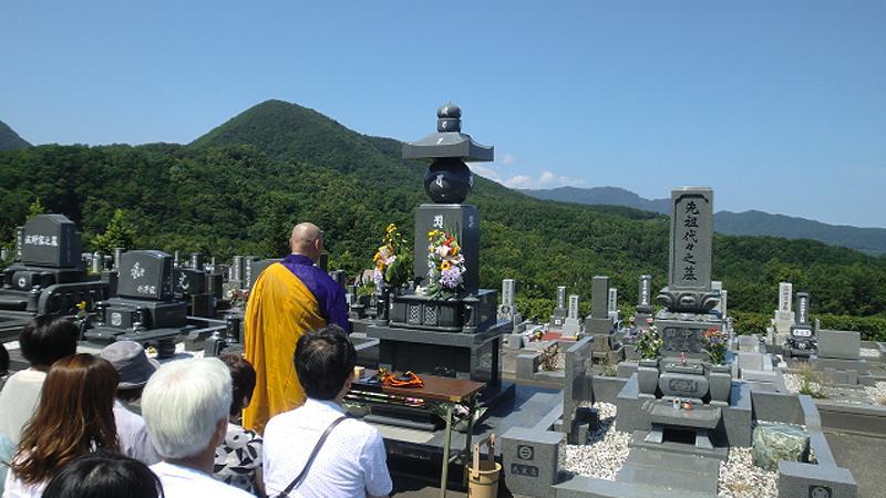 永代合葬供養墓画像7