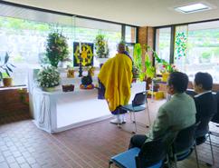藤野聖山園 平成27年度 合同慰霊祭のお知らせ。